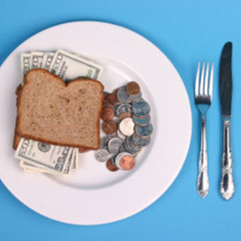 Fight the Recession by Eating Vegan on a Budget