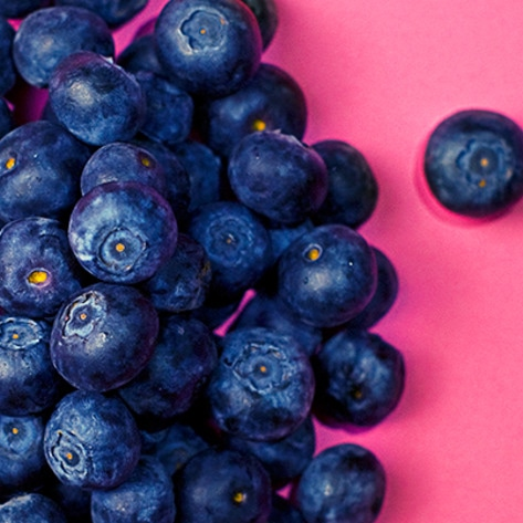 VegNews.Blueberries