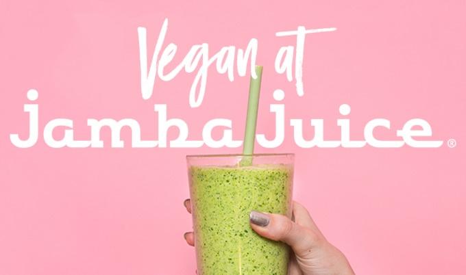 The Ultimate Vegan Guide To Jamba Juice Vegnews