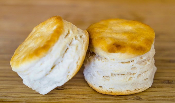 Vegan Southern Buttermilk Biscuits Vegnews