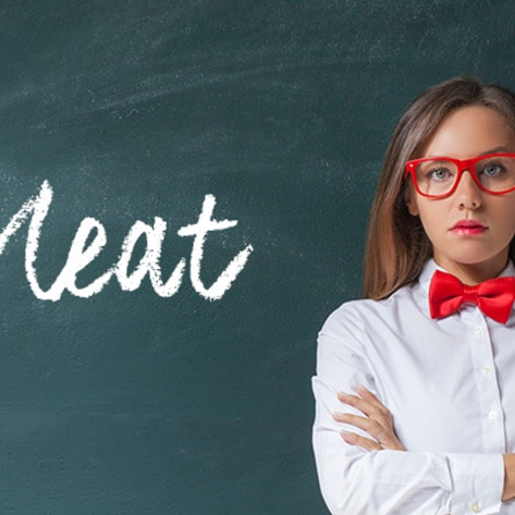 5 Vegan Responses When Your Health Teacher Tells You to Eat Meat