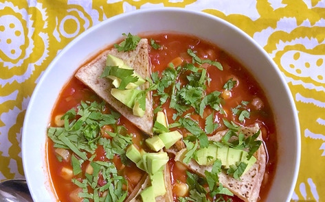 VegNews.SpringTortillaSoup
