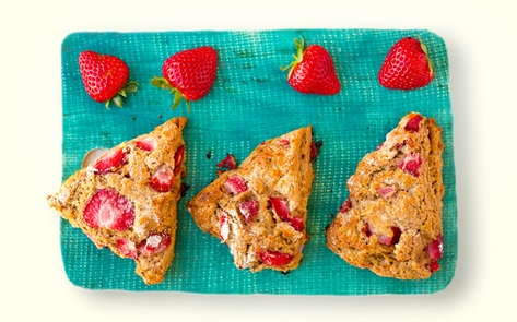 VegNews.StrawberryScones
