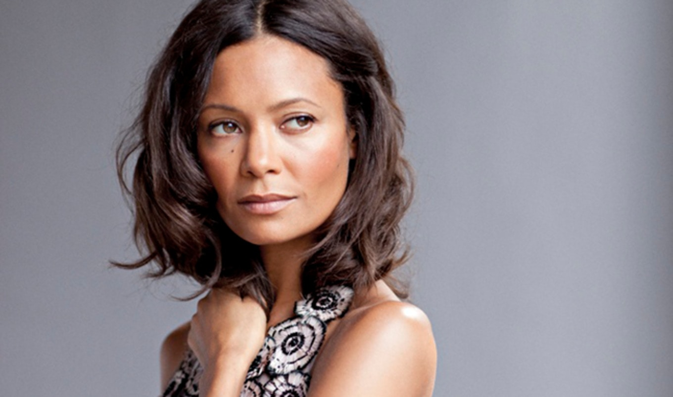New <i>Star Wars</i> Movie Star Thandie Newton Goes Vegan