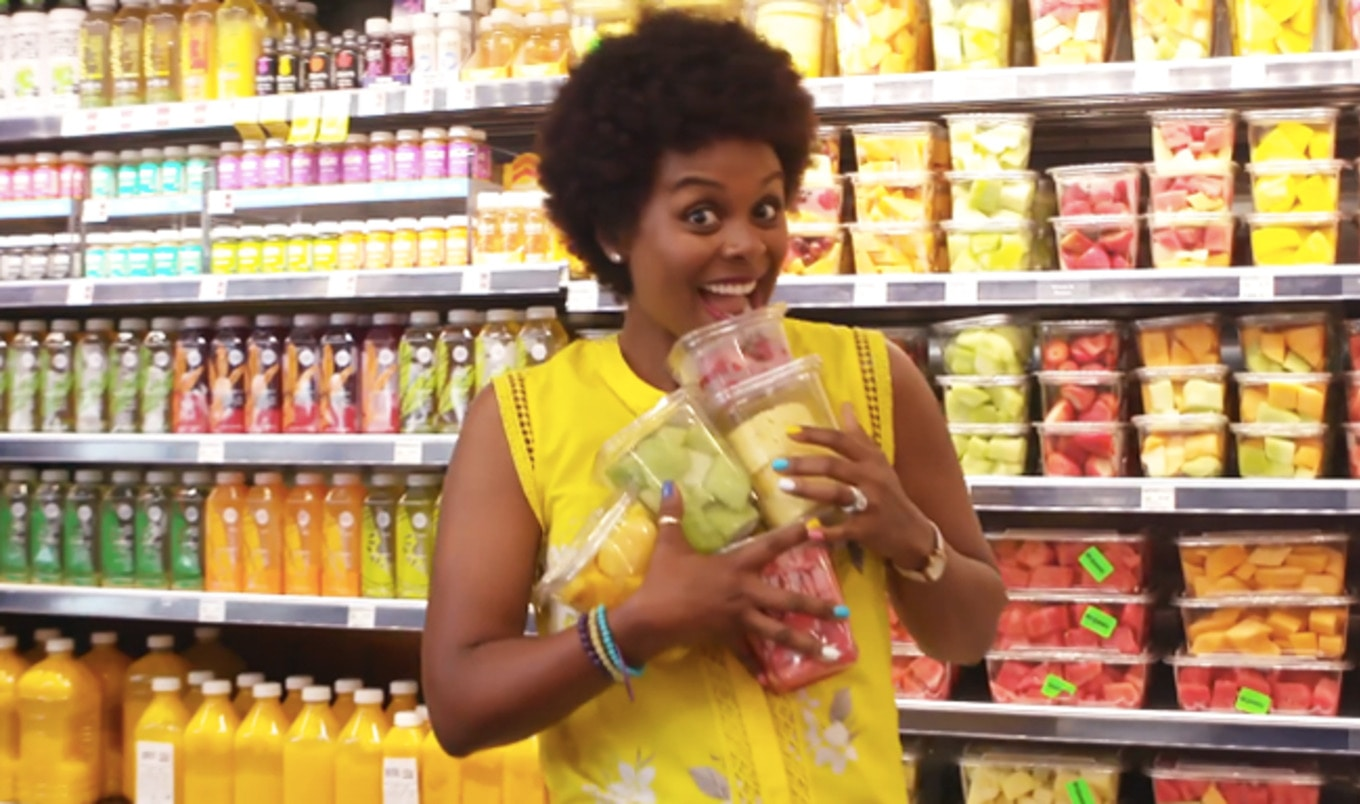 Vegan Actress Stars in New Whole Foods Marketing Campaign