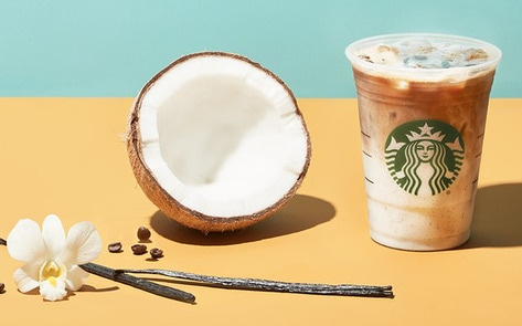VegNews.StarbucksVanillaBeanCoconutmilk-Latte