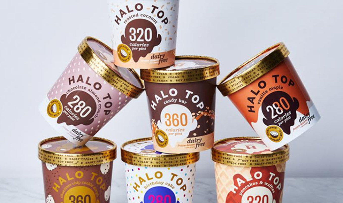 Halo Top's Vegan Pints Debut in Canada