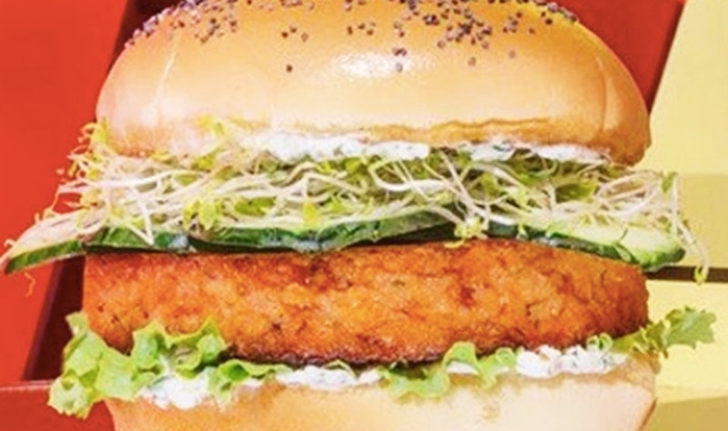Startup Secures $4.25 Million to Debut Vegan Salmon Burgers