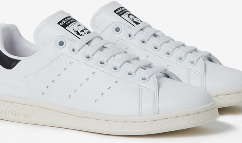 "Stella McCartney Veganizes Iconic ""Stan Smith"" Adidas Sneakers  d7ffce425"