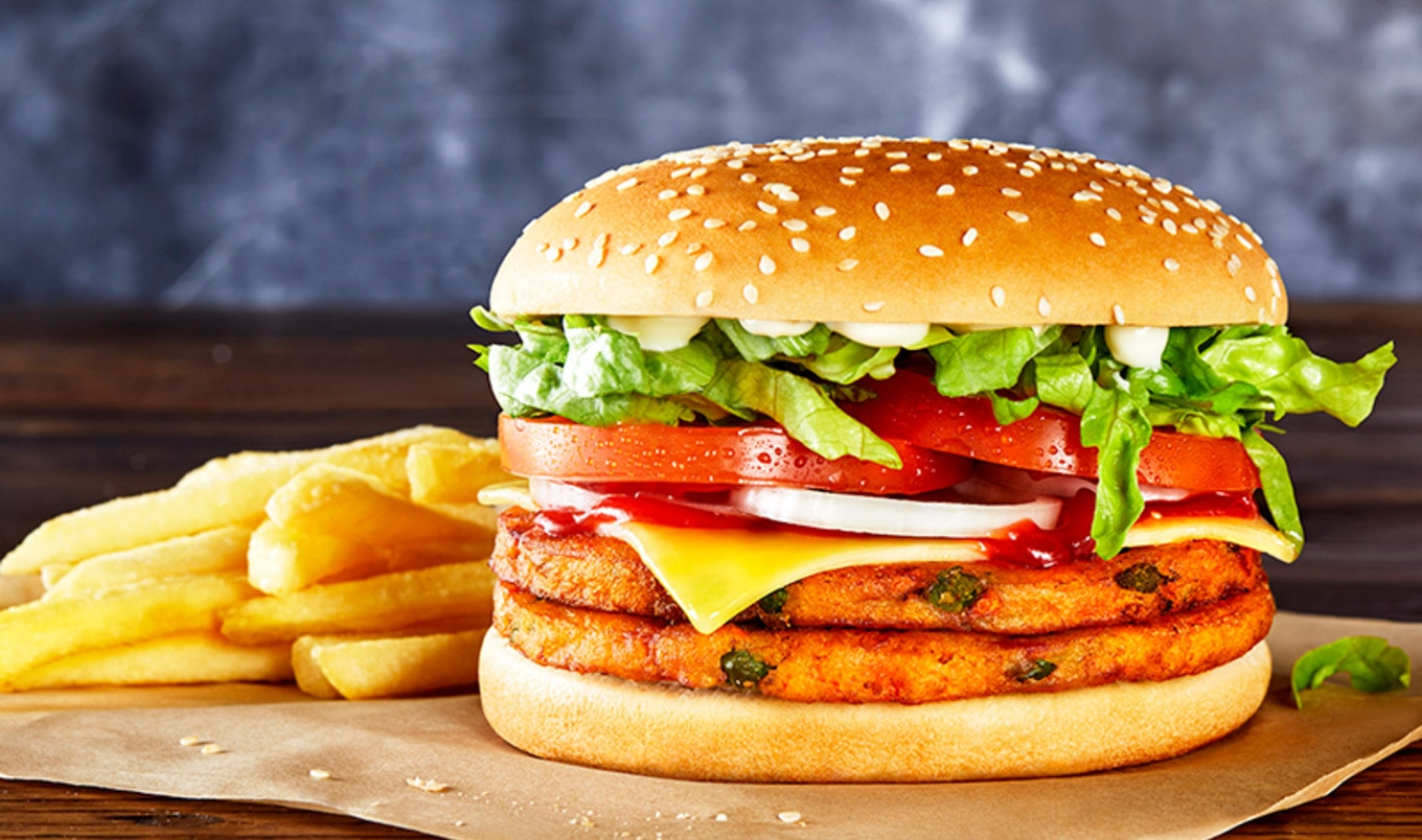 Aussie Burger King Equivalent Gives Away Free Burgers for World Vegan Day