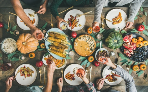 7 Tricks for Surviving Thanksgiving As a Vegan