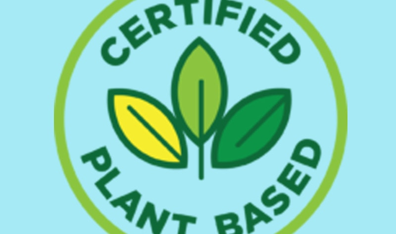 Trade Group Launches Plant Based Food Certification Program