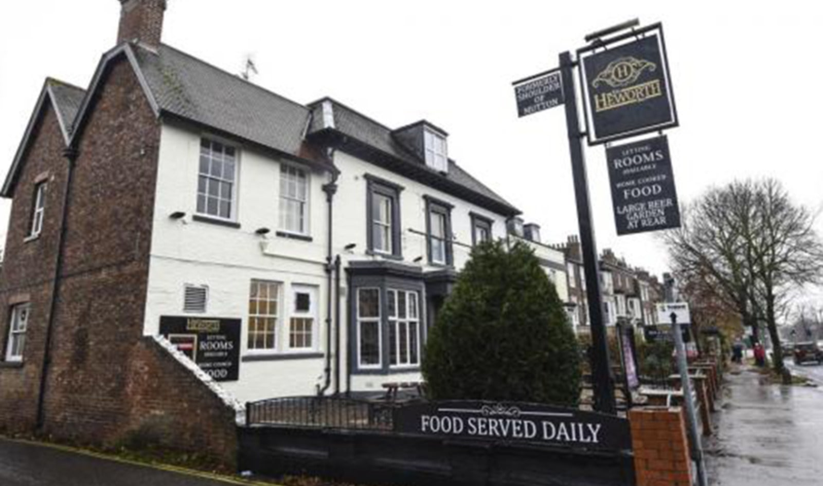 "British Pub ""Shoulder of Mutton"" Changes Name to Attract Vegans"