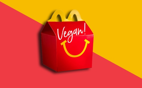 How to Eat Vegan at McDonald's—Before the McPlant