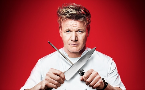 Dear Gordon Ramsay, Go Vegan Already