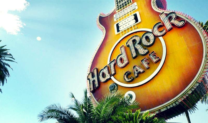 Hard Rock Cafe Adds Impossible Burger