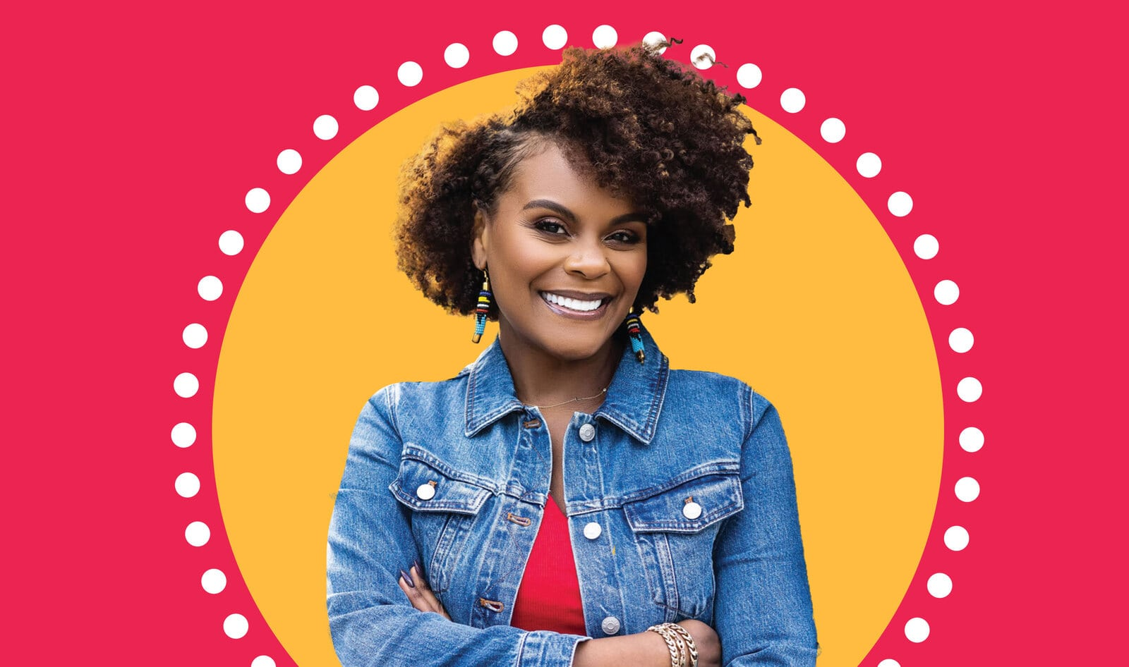 Why TikTok Star Tabitha Brown Never Loses Sight of Her Faith, Family, or Why She's Vegan