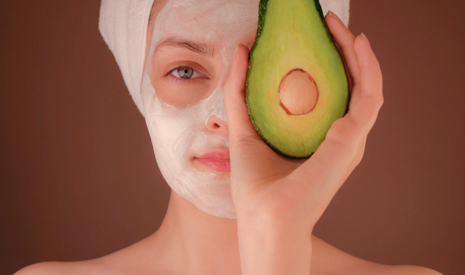 My Favorite 3-Ingredient Avocado Face Mask for an Instant Pick-Me-Up