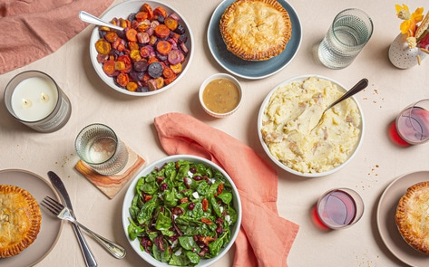 The Ultimate Guide to Vegan Thanksgiving Sides