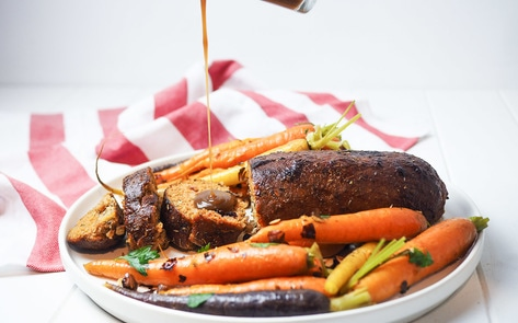 Vegan Holiday Roast