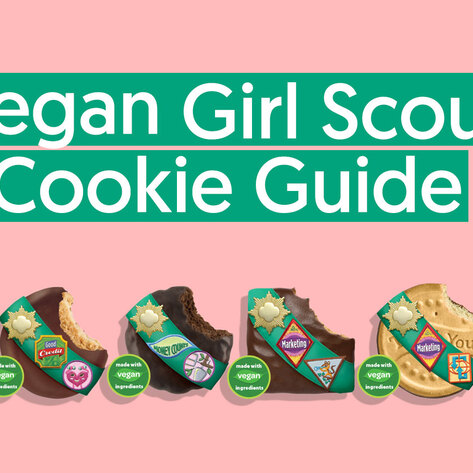 The VegNews Guide to Vegan Girl Scout Cookies