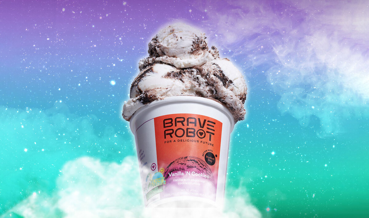 World's First Dairy-Identical Vegan Ice Cream Launches at 5,000 Stores