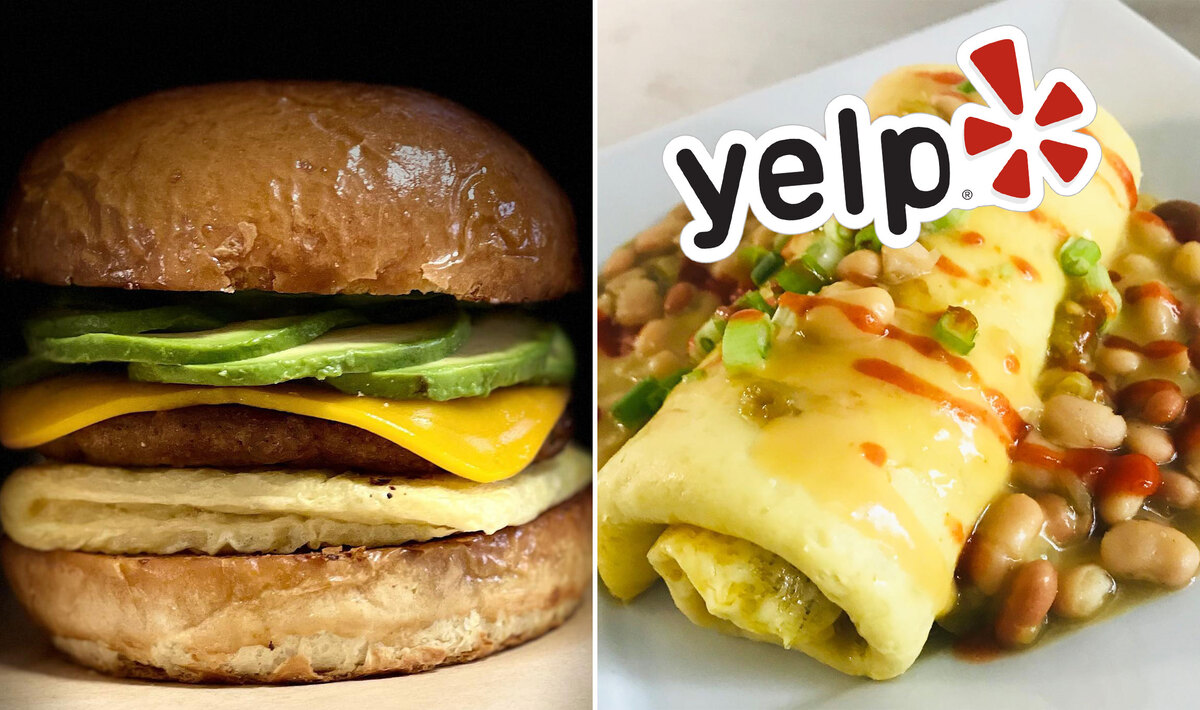 Yelp's Top Place To Eat in 2021 Is a Vegan Restaurant in West Virginia