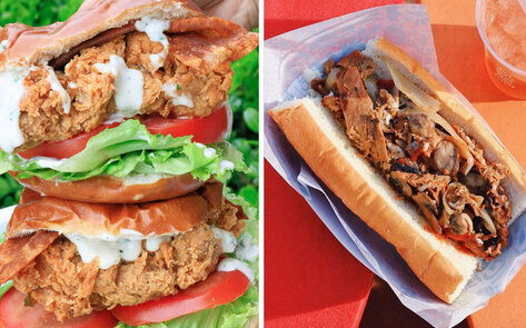 The 37 Best Vegan Sandwiches to Order and Make