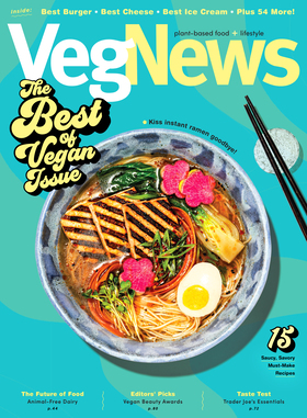 VegNews Best of Vegan 2021 Issue #127