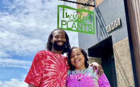 This Couple Is Serving Up Vegan Comfort Food in America's Dairyland