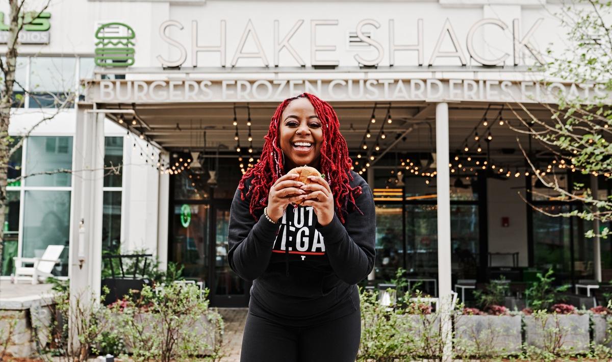 Slutty Vegan's Plant-Based Burgers Are Coming to Shake Shack
