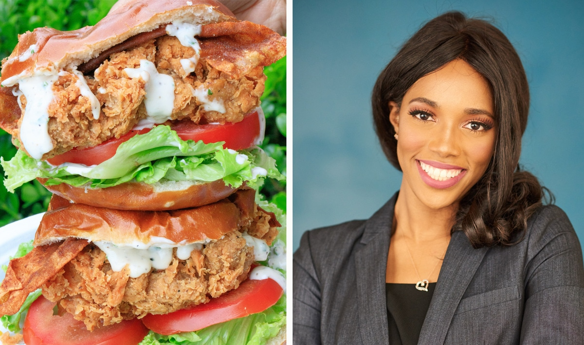 This Woman Turned Down $1 Million on Shark Tank; She's Now Selling 1 Million Pounds of Vegan Fried Chicken