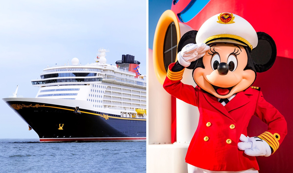 Disney's New Wish Cruise Ship Will Be Its First with Vegan Menus