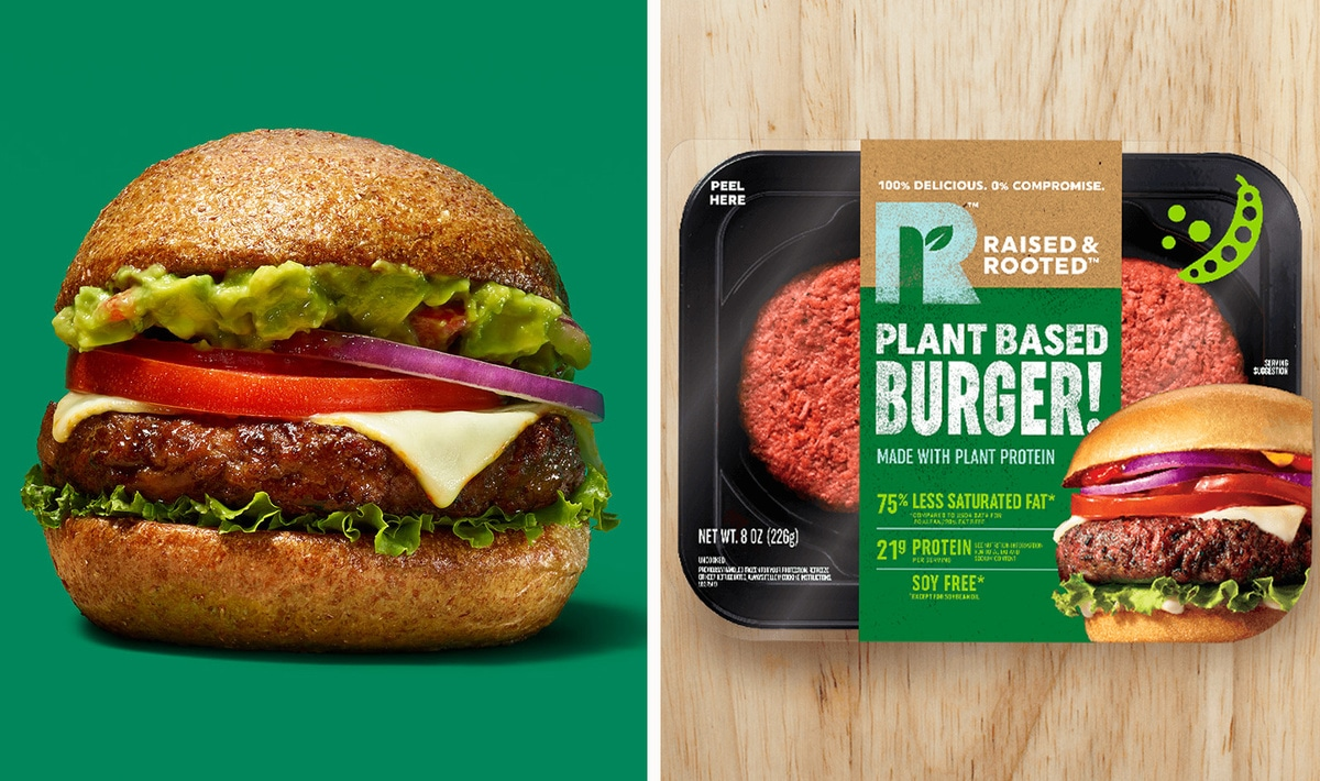 Meat Giant Tyson Just Launched Its First Plant-Based Burger
