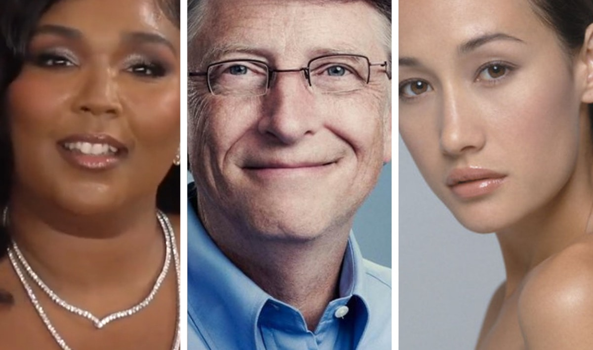 7 Vegan Celebrities Bill Gates Should Have Impossible Burgers with Now That He's Single