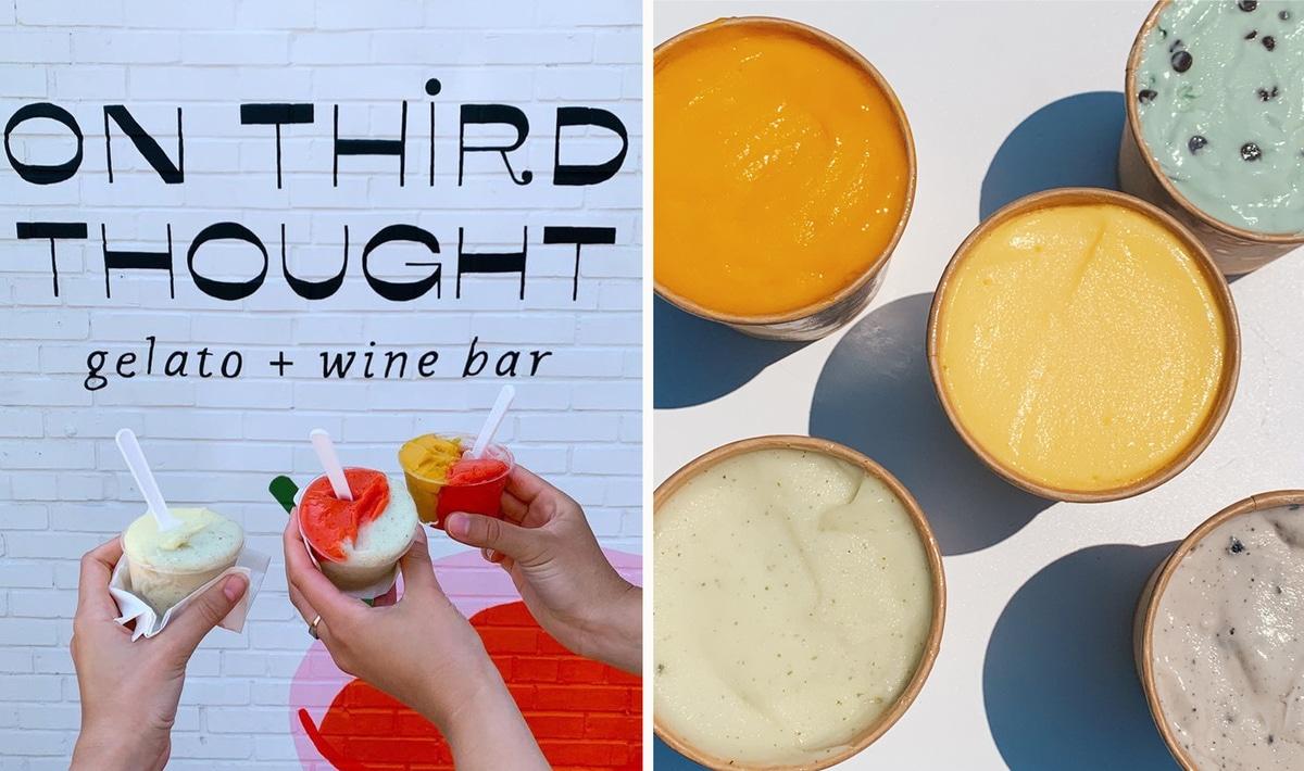 Toronto Gets a New Vegan Gelato Shop and Wine Bar