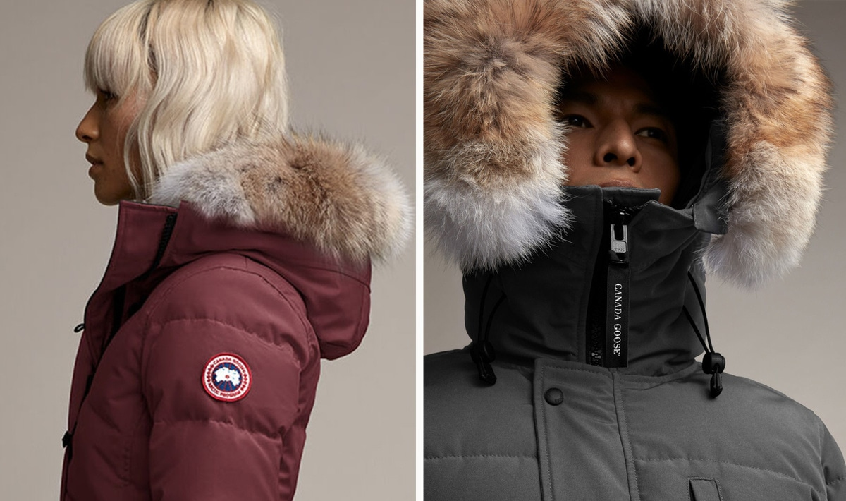 Canada Goose Commits to Going Fur-Free by 2022