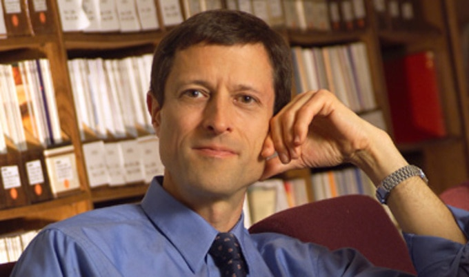 Neal Barnard MD 1 by Harry Giglio
