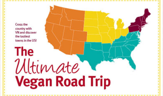 VeganRoadTrip.Featurette