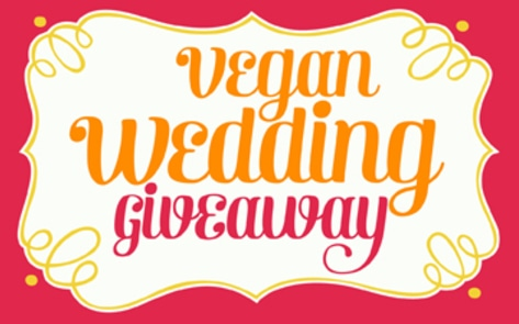 Giveaway.VeganWeddings2011
