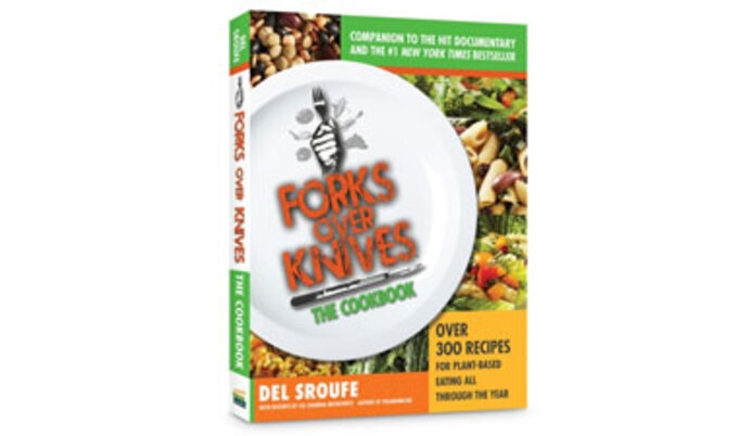 <i>Forks Over Knives</i> Cookbook Ranking High on Amazon