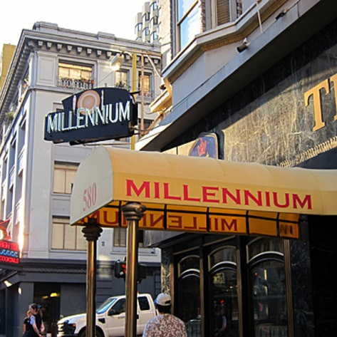 "Millennium Named ""Restaurant of the Year"""