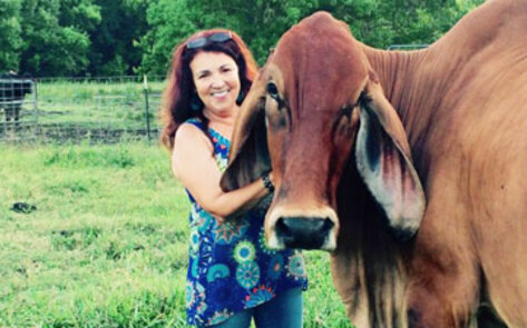 How One Rancher's Wife Used Crowdfunding to Finance the Animal Sanctuary of Her Dreams