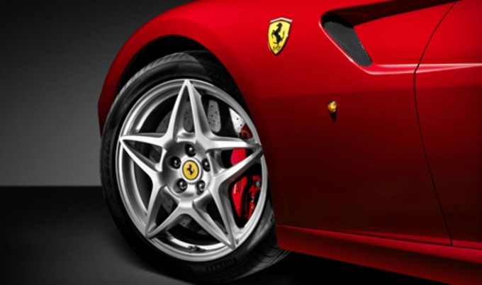 Ferrari Offers Faux-Leather Option