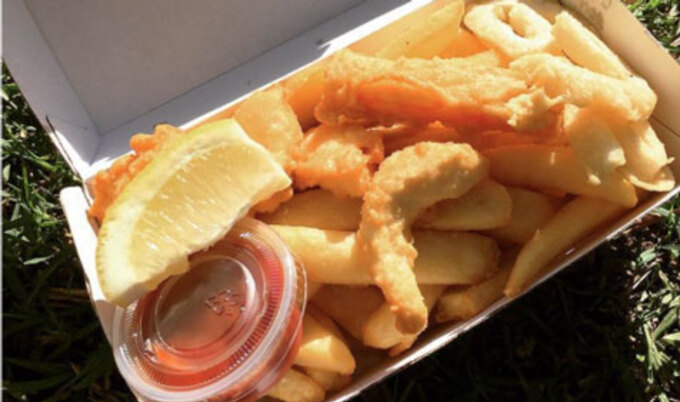 VegNews.FishNChips