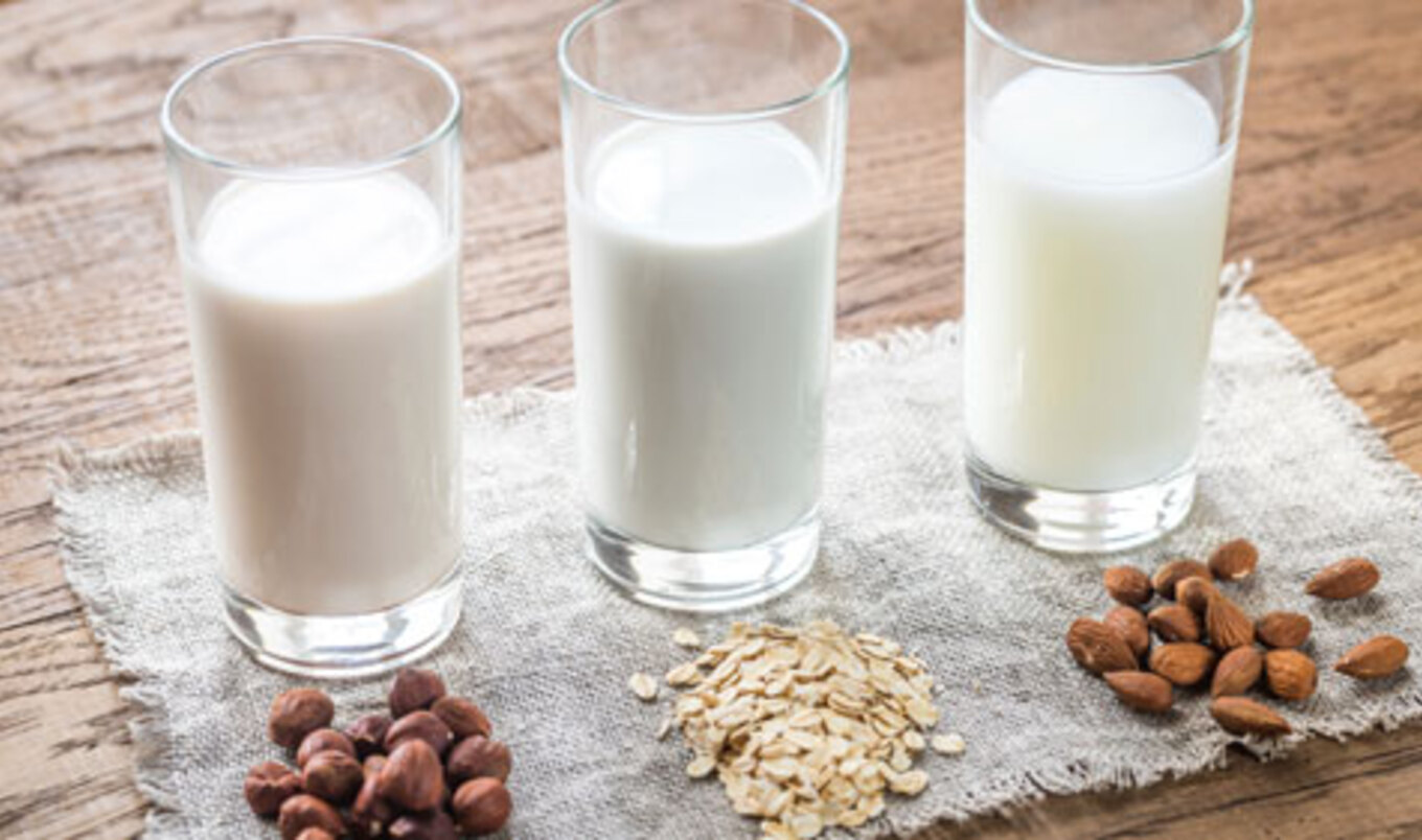 "Americans Rank Dairy Alternatives Top ""Better for You"" Food"
