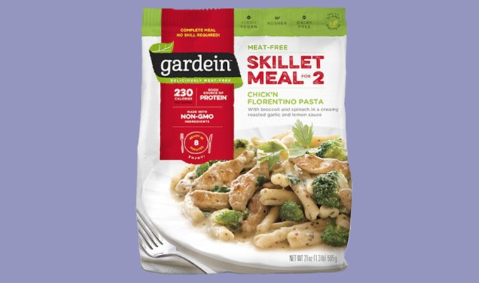 VegNews.GardeinSkilletMeals