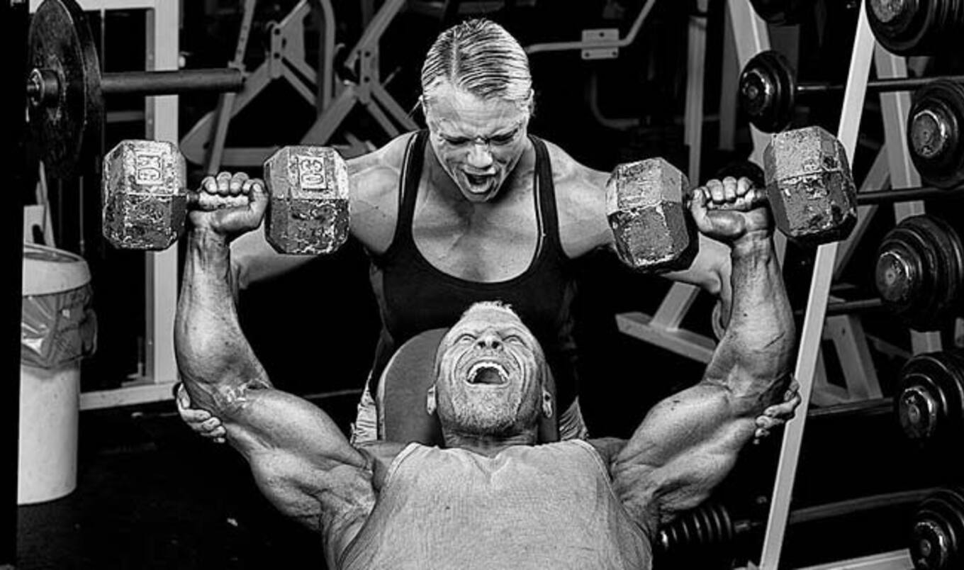 Vegan Bodybuilders Find Love at the Gym