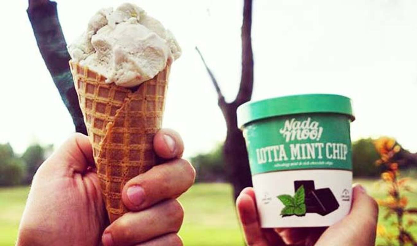 Vegan Ice Cream Company Experiencing Triple-Digit Growth