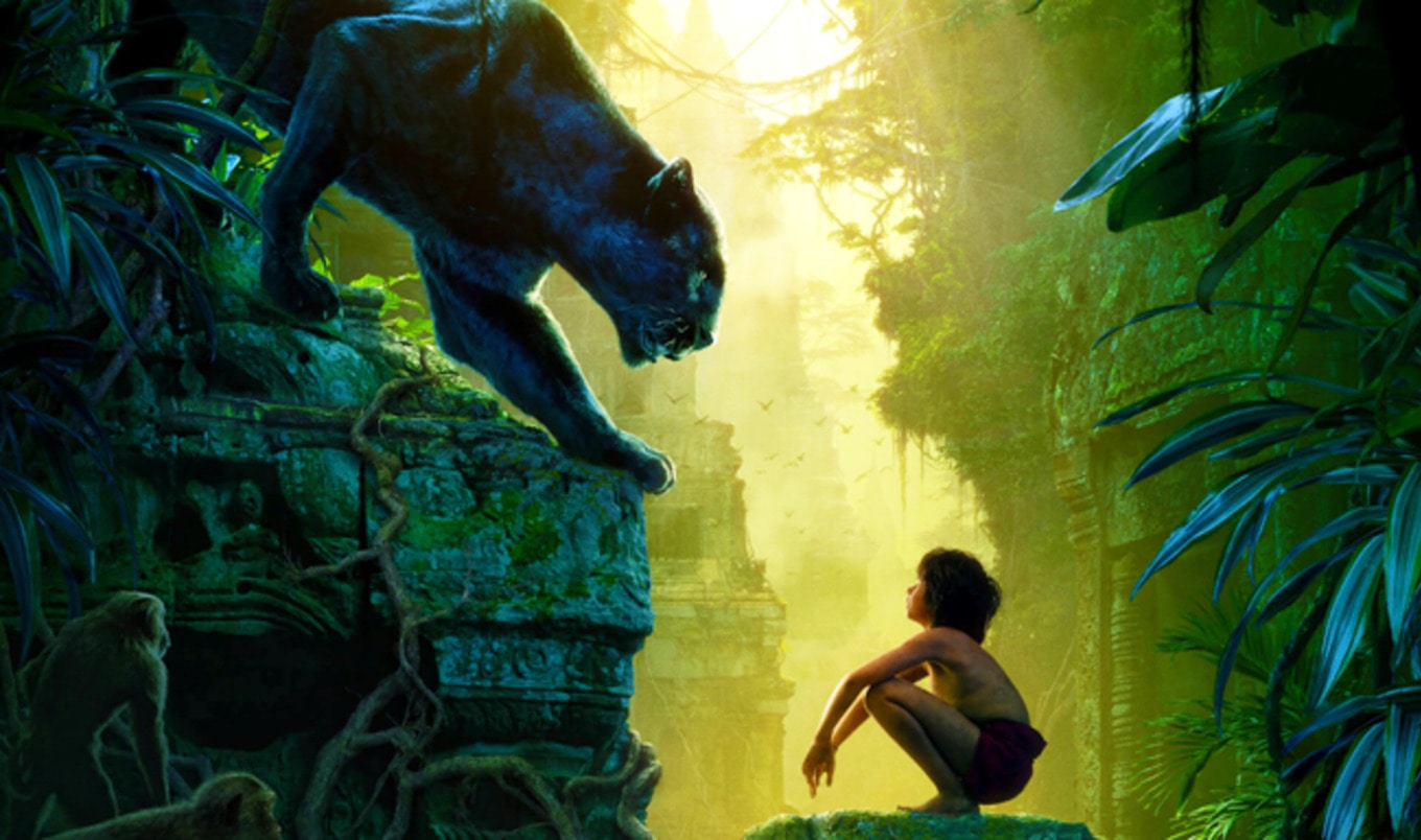 <i>Jungle Book</i> Film Awarded for Sparing Animal Lives